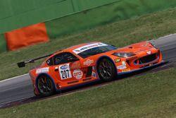 Ginetta G55-GT4 CS #207: Carboni-Salini, Nova Race