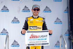 Kyle Larson, Chip Ganassi Racing Chevrolet pole award