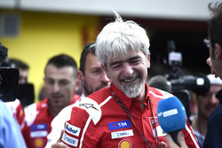 Gigi Dall'Igna, General Manager Ducati Team