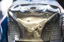 Fuel tank of Jack Miller, Estrella Galicia 0,0 Marc VDS