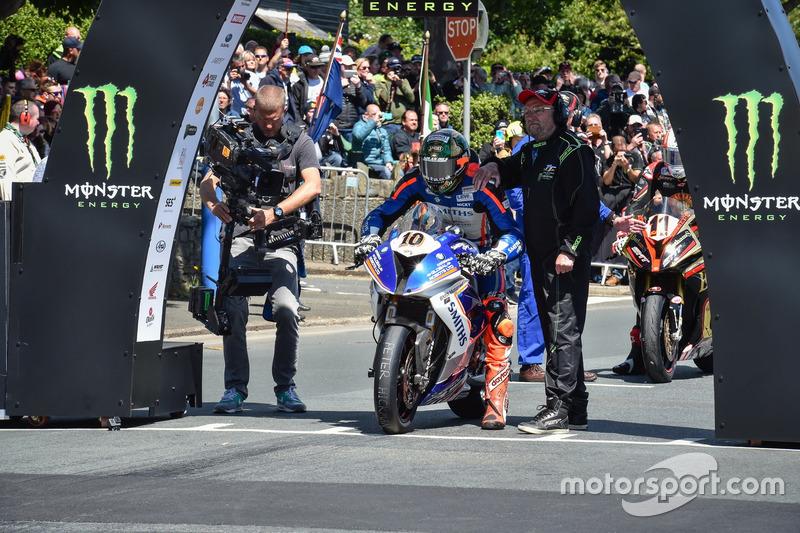 Superbike TT: 2. Platz - Peter Hickman, Smiths Racing