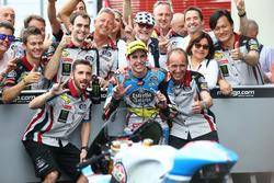 third place Alex Marquez, Marc VDS race