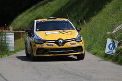 Olivier Courtois, Julie Romain, Renault Clio R3T