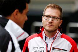 Andreas Seidel, Teamchef, Porsche Team