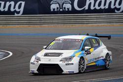 Duncan Ende, Icarus Motorsports, SEAT Leon TCR