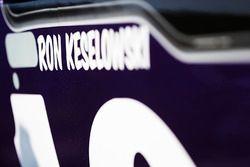 Austin Cindric, Brad Keselowski Racing Ford tributo a Ron Keselowski