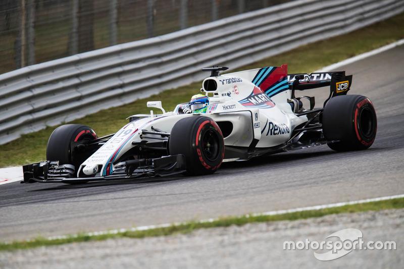 Феліпе Масса, Williams FW40 Mercedes
