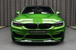 BMW M3 2018 Java Green