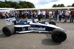 Пьерлуиджи Мартини, Brabham BMW