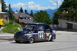 Ettore Liberato, Fiat 500 Giannini