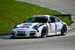 #58 MP1B Porsche GT3 Cup, Dale Ott and David Tuaty, TLM Racing