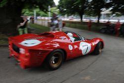 Brian Redman Ferrari 330 P4