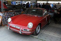 Vic Elford Porsche 911