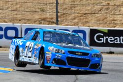 Cole Whitt, TriStar Motorsports Chevrolet, TriStar Motorsports, RTIC Coolers Chevrolet SS