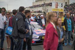 The car of Mattias Ekström, Audi Sport Team Abt Sportsline, Audi A5 DTM