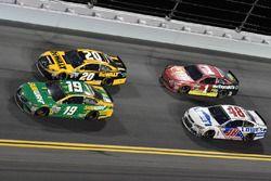 Daniel Suárez, Joe Gibbs Racing Toyota, Matt Kenseth, Joe Gibbs Racing Toyota