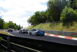 Mark Benz, Oliver Frisse, Cedrik Totz, BMW 325i e90