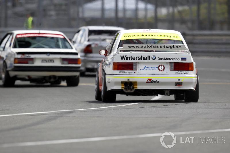 Стефан Пипенбринк, Marc Hessel, BMW E30 M3 DTM