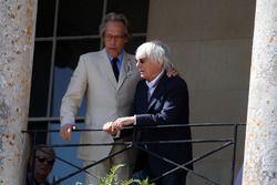 Lord Charles March y Bernie Ecclestone