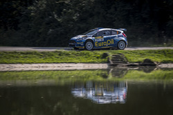 Vaclav Pech, Ford Fiesta R5