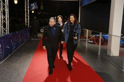 Jean Todt and wife Michelle Yeoh