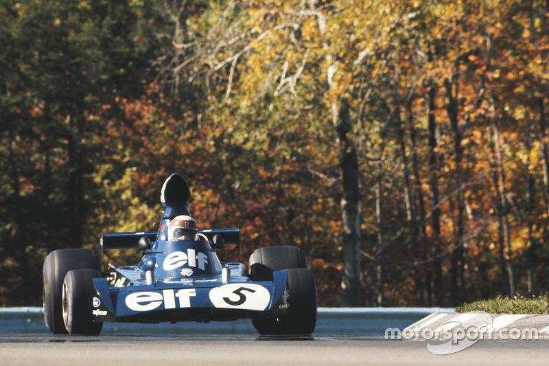 Jackie Stewart - 15 victorias con Tyrrell