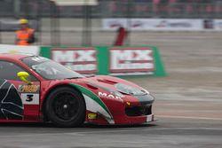 Walter Margelli, Ferrari 458 GT3, AF Corse