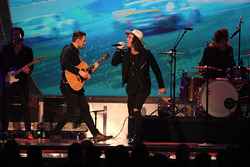The American Authors perform