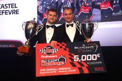 TM Performance Pitstop Challenge galibi, Benoit Ducastel, Matthieu Lefevre, Belgian Audi Club Team W