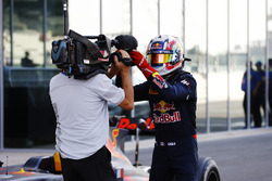 Le Champion GP2 2016 Pierre Gasly, PREMA Racing