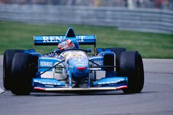 Michael Schumacher, Benetton B195