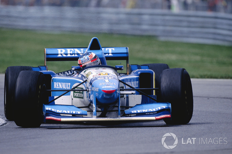 1995 - Michael Schumacher, Benetton-Renault