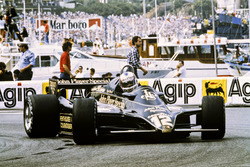 Nigel Mansell, Lotus 91-Ford