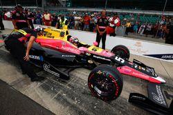 Jack Harvey, Andretti Autosport, Honda