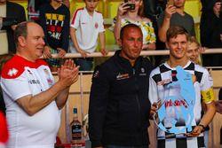 HSH Prince Albert of Monaco, Mick Schumacher