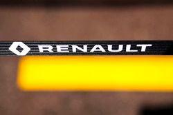 Логотип Renault Sport F1 Team