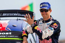 Yarış galibi Sébastien Ogier, M-Sport