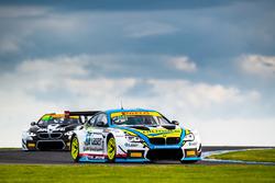 #100 BMW Team SRM ,BMW M6 GT3: Steve Richards; James Bergmuller; #101 BMW Team SRM, BMW M6 GT3: Dann