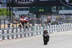 Johann Zarco, Monster Yamaha Tech 3 takes second place