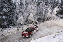 Stéphane Lefebvre, Gabin Moreau, Citroën World Rally Team