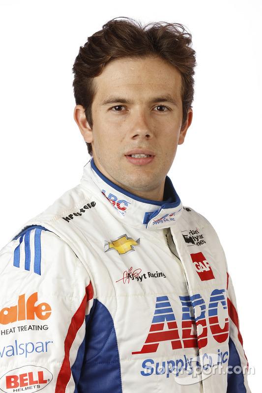 Carlos Munoz, A.J. Foyt Enterprises, Chevrolet