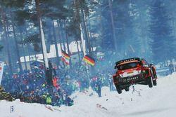 Мадс Остберг, Ола Флене, Ford Fiesta WRC, M-Sport