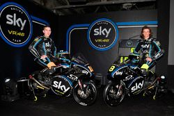 Andrea Migno, Nicolo Bulega, Sky Racing Team VR46