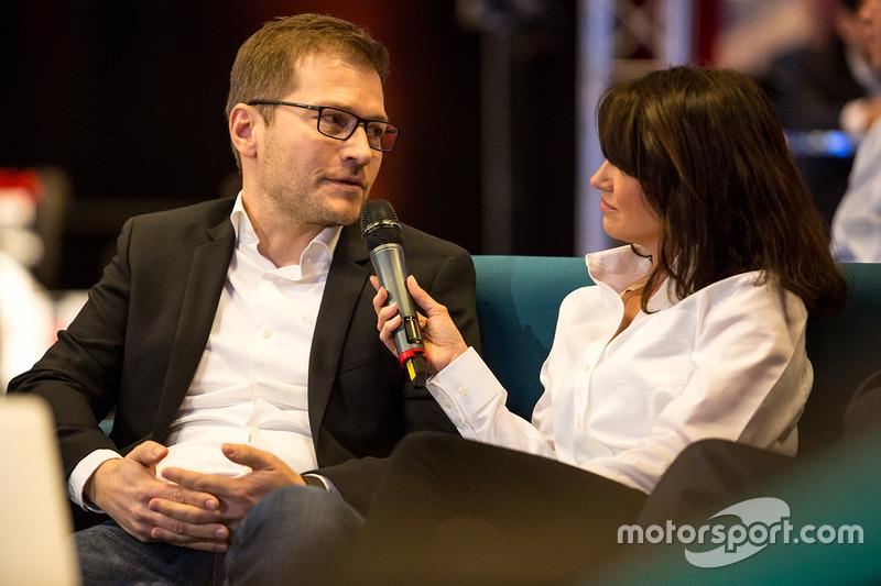 Andreas Seidl, Porsche Takım Patronu