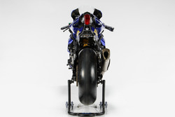 La moto d'Alex Lowes, Pata Yamaha Racing