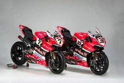 Chaz Davies ve Marco Melandri, Ducati Team