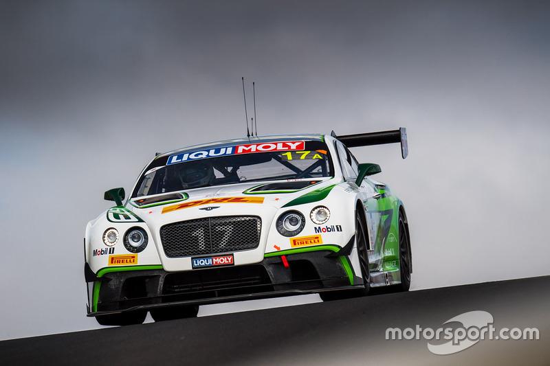 24. #17 Bentley Team M-Sport, Bentley Continential GT3