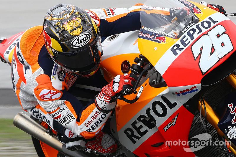 5º Dani Pedrosa (Honda) 1:59.578 a 0.210
