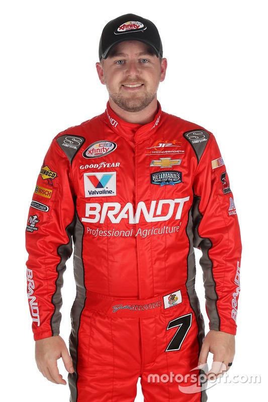 Justin Allgaier, JR Motorsports