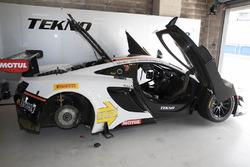 #58 Tekno Autosports / McLaren GT, McLaren 650s GT3